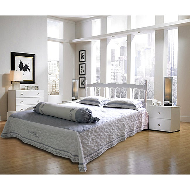 vifah queen size bed frame and headboard