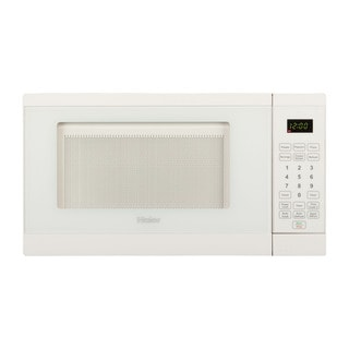 Haier 0.7 Cu. Ft. 700W Microwave White
