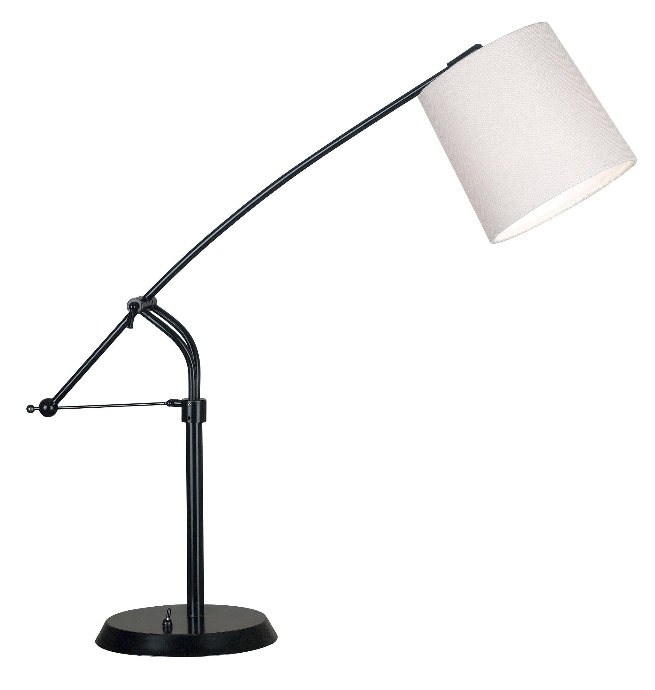 Maddox 36-inch Adjustable Oil Rubbed Bronze Table Lamp