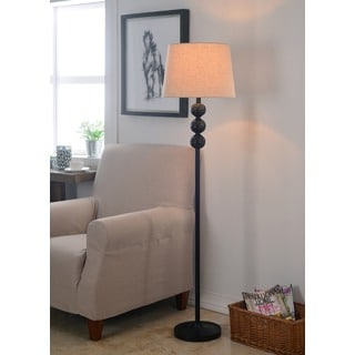 Kath 58-inch Dark Bronze Floor Lamp