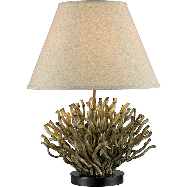 Tipton 26-inch Natural Reed Table Lamp