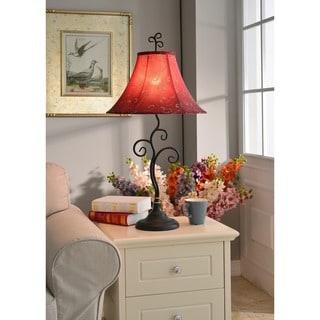 Ramone 30-inch Bronze Table Lamp