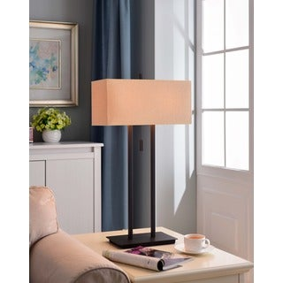 Design Craft Sturbridge 29-inch Bronze Table Lamp