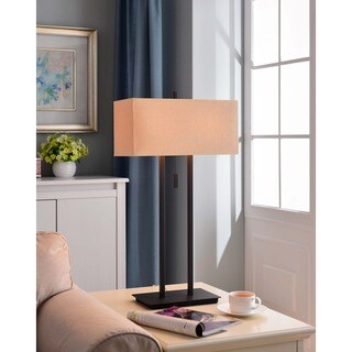 Design Craft Sturbridge 29-inch Bronze Table Lamp