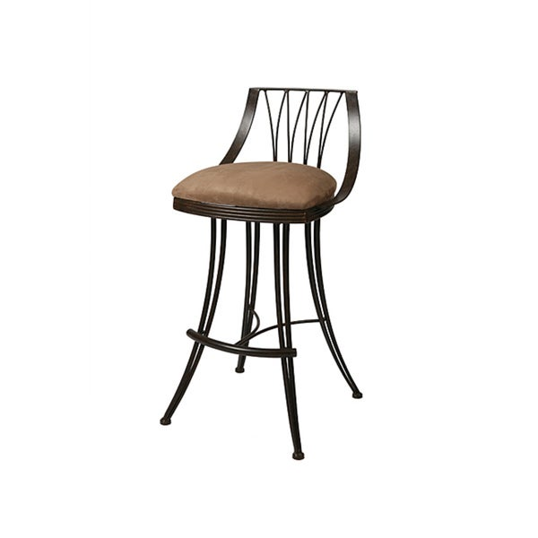 Metropolitan Swivel Bar Stool