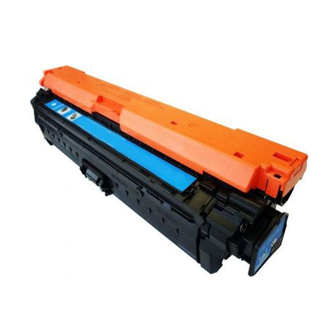 NL-Compatible Color LaserJet CE741A Compatible Cyan Toner Cartridge