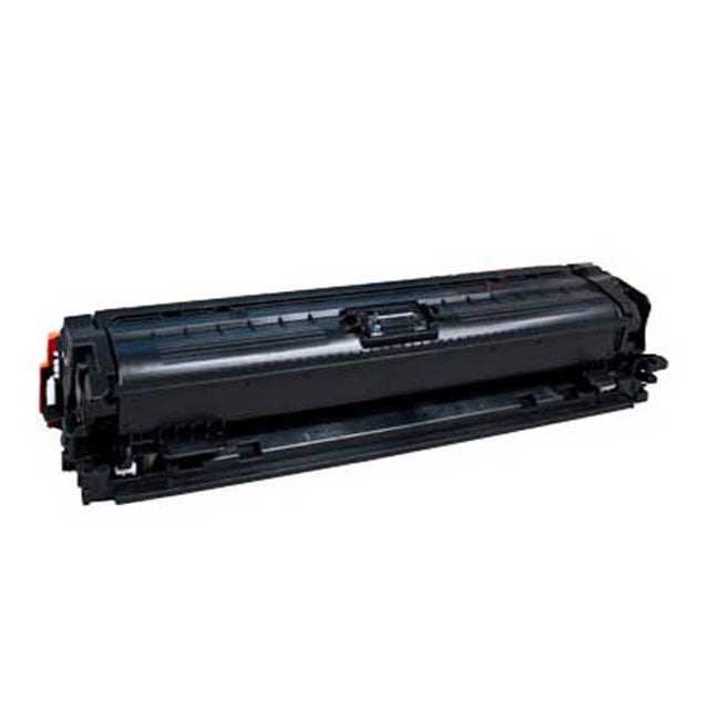NL-Compatible Color LaserJet CE740A Compatible Black Toner Cartridge - Thumbnail 0
