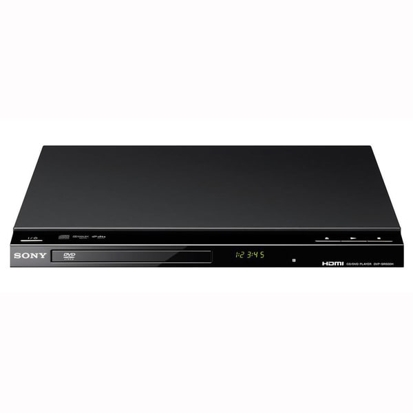 Sony DVP-SR500H DVD Player (Refurbished)