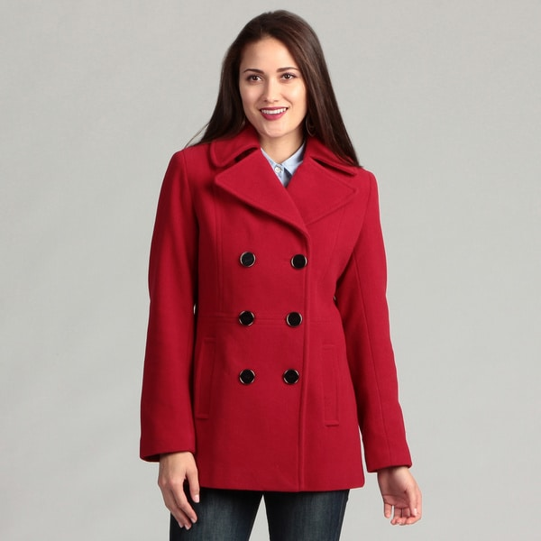 3a21e5706 Shop Kenneth Cole Reaction Women's Peacoat - Free Shipping Today ...
