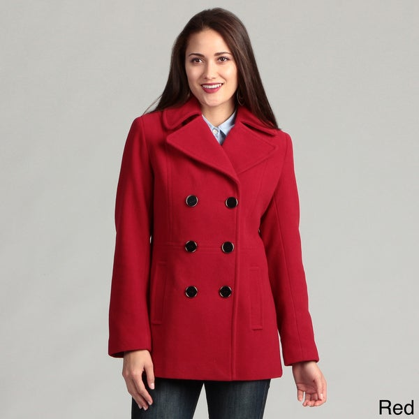 Kenneth Cole Reaction Women's Peacoat