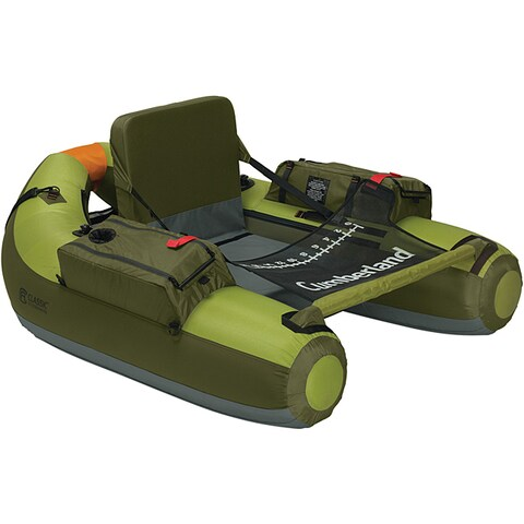 Cumberland Green Fly Fishing Float Tube