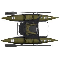Bozeman 8-foot Pontoon Boat - Thumbnail 1