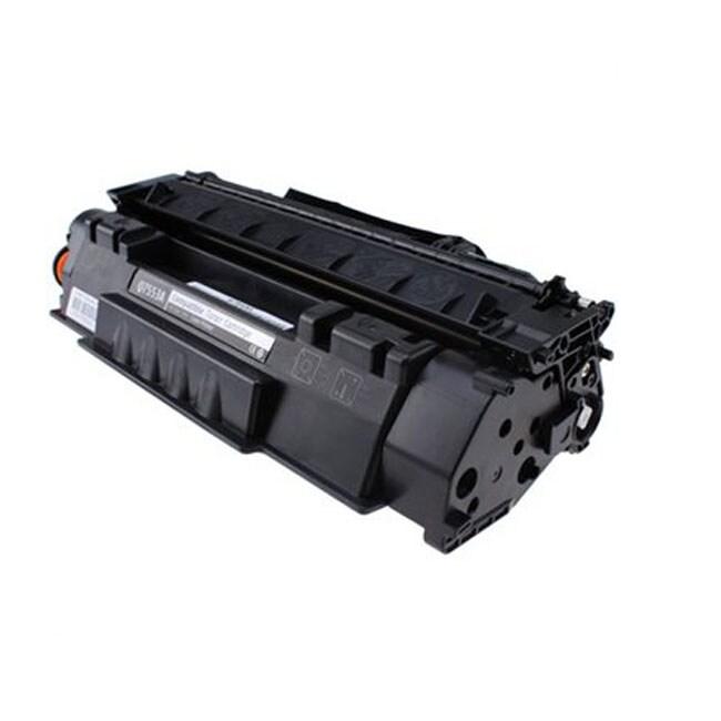 NL-Compatible LaserJet Q7553A Compatible Black Toner Cartridge
