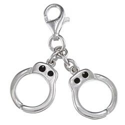 La Preciosa Sterling Silver Handcuff Charm