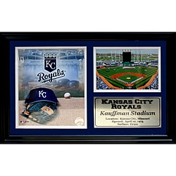Kansas City Royals Photo Stat Frame