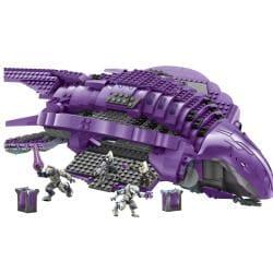 Mega Bloks Halo Covenant Phantom Play Set - Thumbnail 1