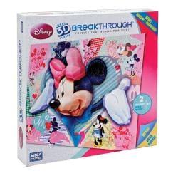 Mega Bloks Disney Minnie 200-piece Puzzle - Thumbnail 1