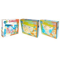 North America Map Puzzle Bundle - Thumbnail 0