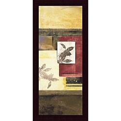 Jonde Northcutt 'Equinox II' Framed Print
