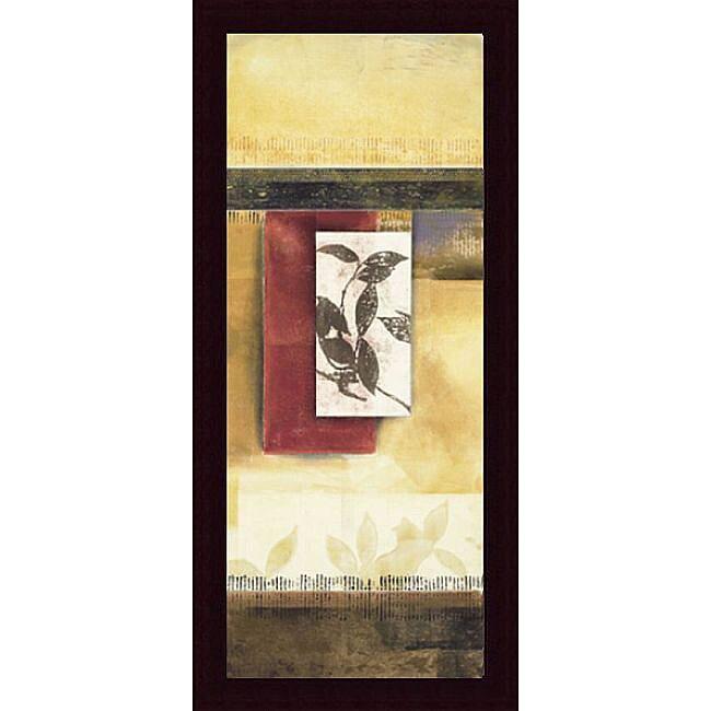 Jonde Northcutt 'Equinox I' Framed Print