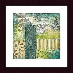 Jodi Reeb-Myers 'Low Tide III' Framed Print