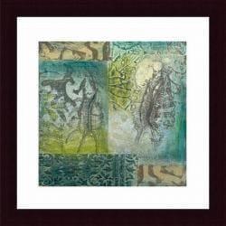 Jodi Reeb-Myers 'Low Tide II' Framed Print