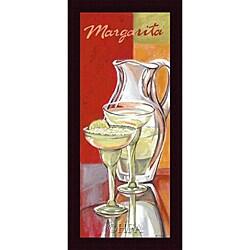 Zoya Trofimova 'Margarita' Framed Print