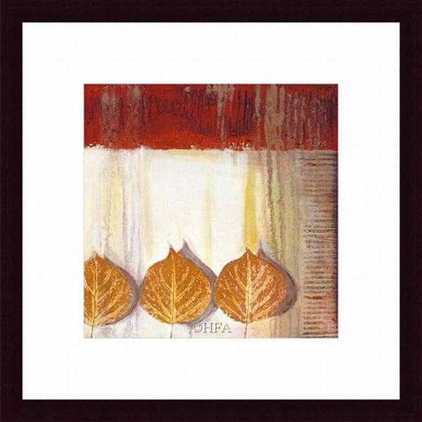 Sandy Clark 'Rhythm Quartet II' Framed Print