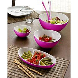 Omada Trendy 6-inch Serving Bowl - Thumbnail 1