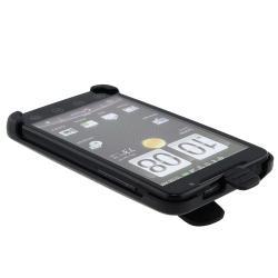 BasAcc Black Swivel Holster for HTC EVO 4G - Thumbnail 1