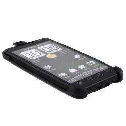 BasAcc Black Swivel Holster for HTC EVO 4G - Thumbnail 2