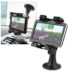 INSTEN Adjustable GPS Windshield Phone Holder for Apple iPhone 4S/ 5S/ 6