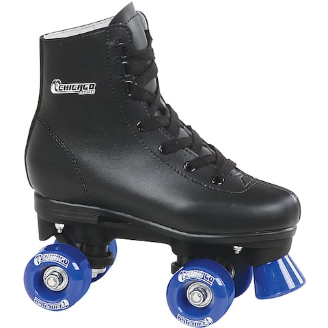 Chicago Skates Boy's Black Rink Skates
