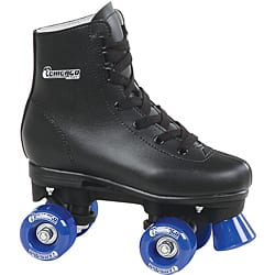 Chicago Skates Boy's Black Rink Skates|https://ak1.ostkcdn.com/images/products/6611359/Chicago-Skates-Boys-Black-Rink-Skates-P14180269.jpg?impolicy=medium