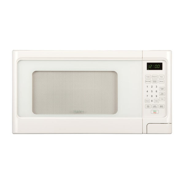 Haier 1 1 Cu Ft 1000w Microwave White Free Shipping
