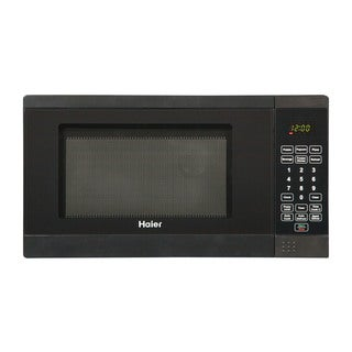 Haier 0.7 Cu. Ft. 700W Microwave Black