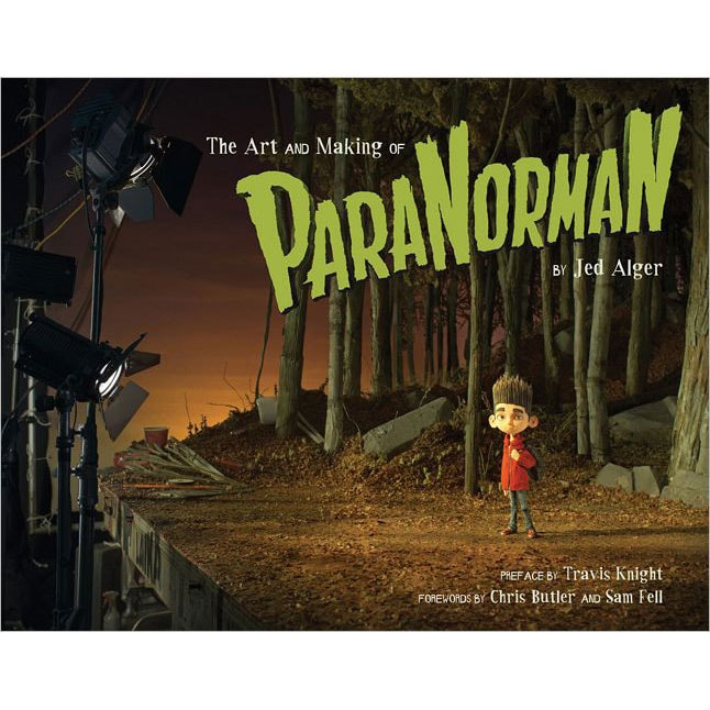 The Art and Making of ParaNorman (Hardcover)