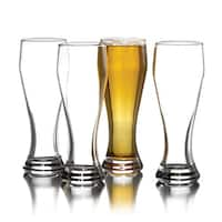 Style Setter Soho Pilsner Glasses (Set of 4)