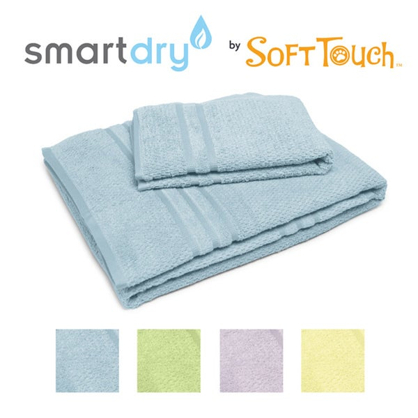 Smart Dry 'Quick Drying' Pet Towel Set
