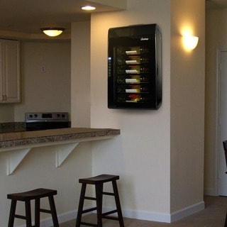 Epicureanist Touch Screen Wall-Mount Thermoelectric Cooler