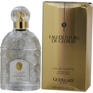 Guerlain Eau de Fleurs de Cedrat Women's 3.4-ounce Eau de Toilette Spray
