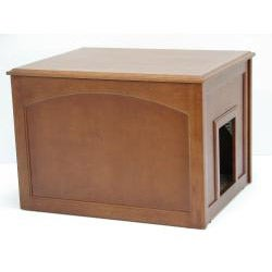 Indoor Doggie Den Cabinet
