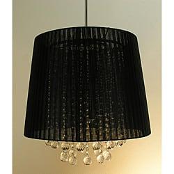 Warehouse of Tiffany Elegant Black Crystal Hanging Lamp https://ak1.ostkcdn.com/images/products/6613750/Warehouse-of-Tiffany-Elegant-Black-Crystal-Hanging-Lamp-P14182266.jpg?impolicy=medium