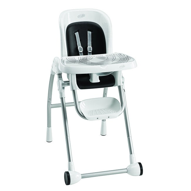 Evenflo Modern 300 High Chair in Wembley Black