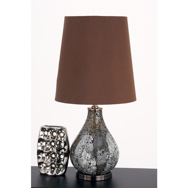 Casa Cortes Mosaic Glass 26 Inch Table Lamps (Set Of 2)   Free Shipping  Today   Overstock.com   14182396