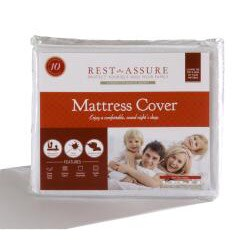 Rest Assure Waterproof King-size Mattress Cover