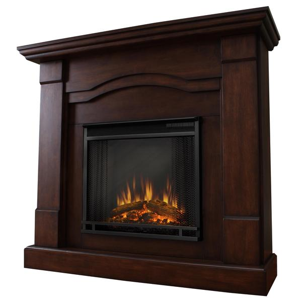 The Frisco Electric Fireplace by Real Flame