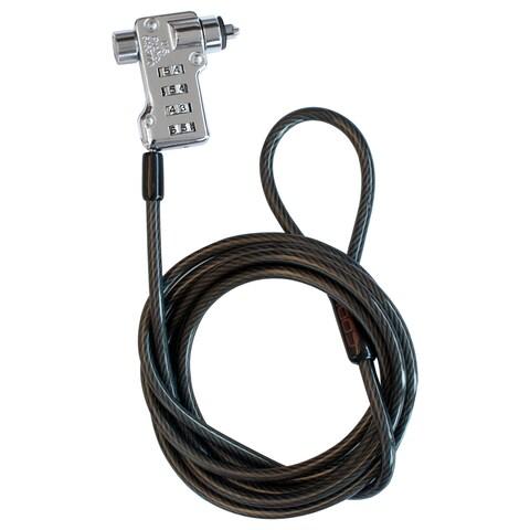 Codi 4 Digit Combination Cable Lock