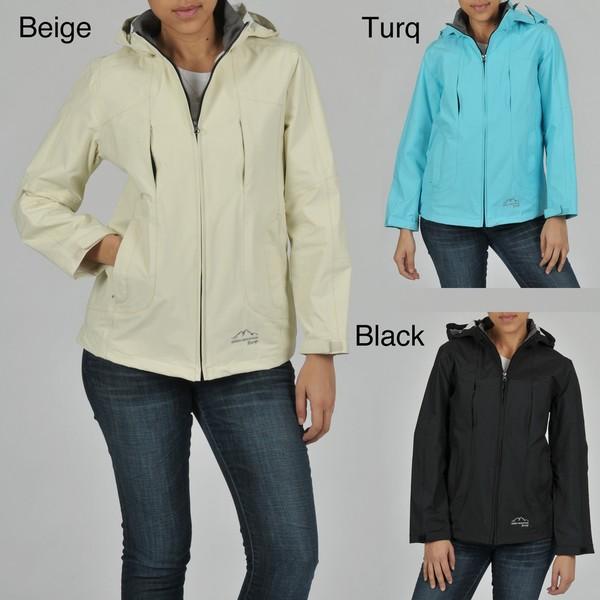 Nuage Women's Solid-Print Alma Jacket