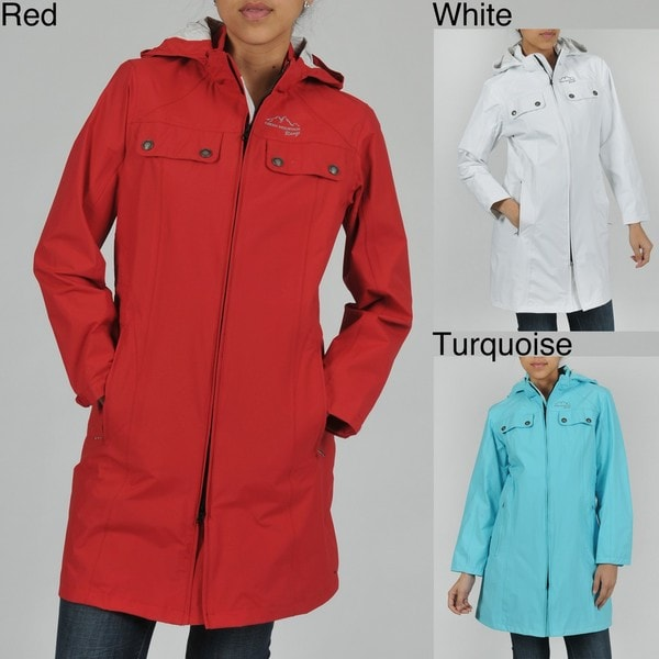 Women's Alma Jacket with Removable Hood